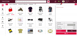Laravel Point of Sale | Retail POS Solution | eCommerce