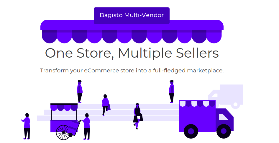 Bagisto Multi-Vendor