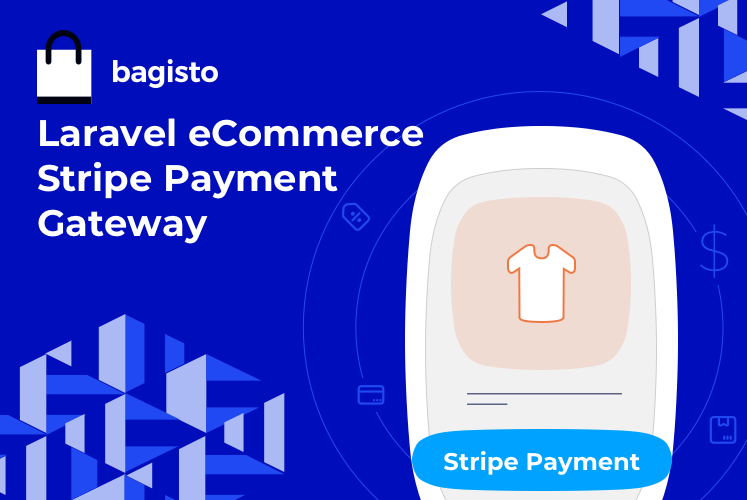 Laravel eCommerce Stripe Payment Gateway Slider Image 0