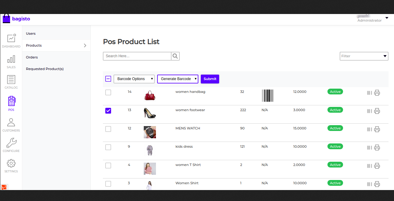 Laravel eCommerce Point Of Sale Slider Image 4
