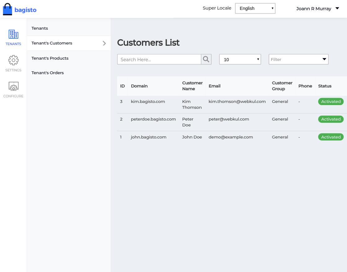 Laravel e-commerce Multi Company SAAS Module Slider Image 6