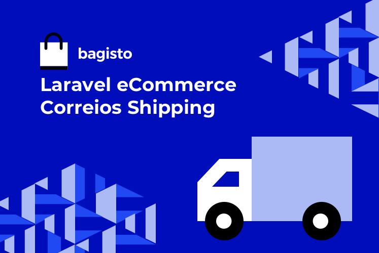 Laravel eCommerce Correios Shipping Slider Image 0