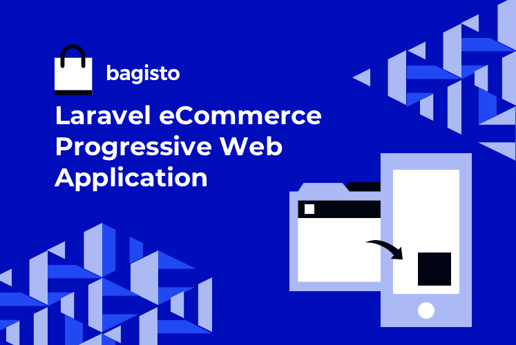 Laravel eCommerce Progressive Web Application Slider Image 0