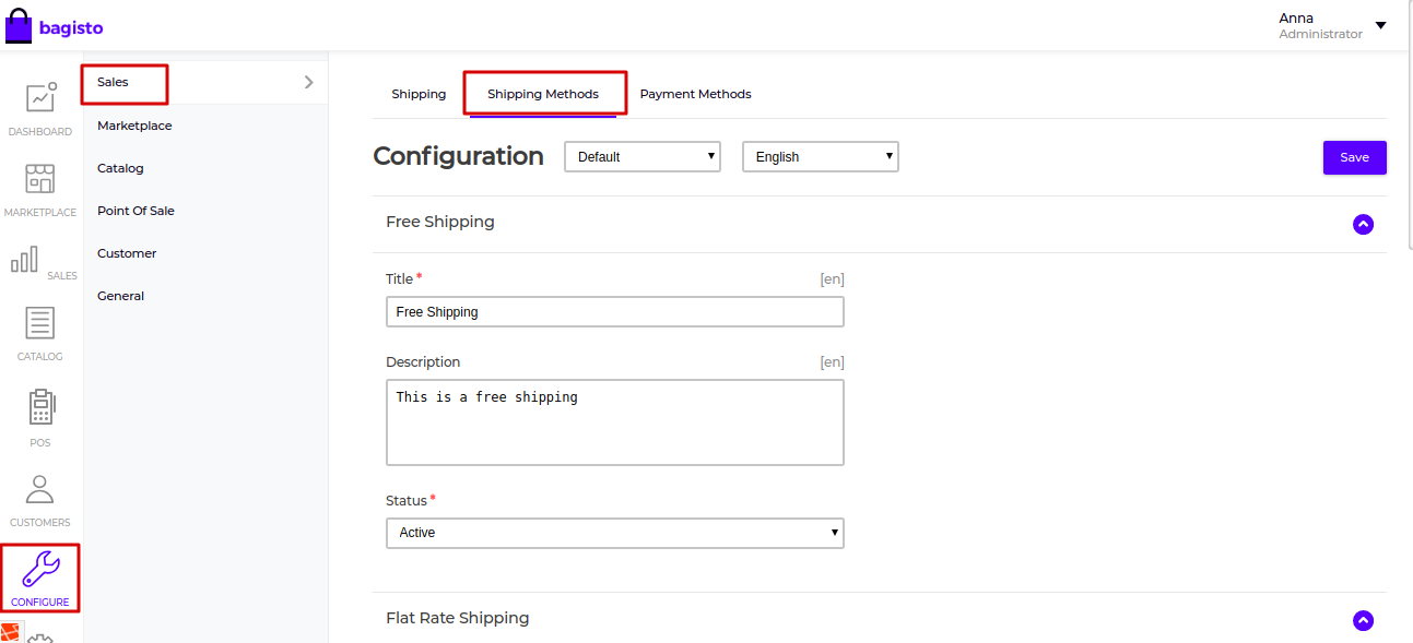 Laravel eCommerce Marketplace Per Product Shipping Slider Image 1