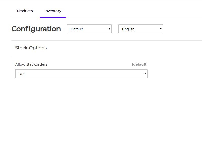 Laravel eCommerce Pre Order Slider Image 1