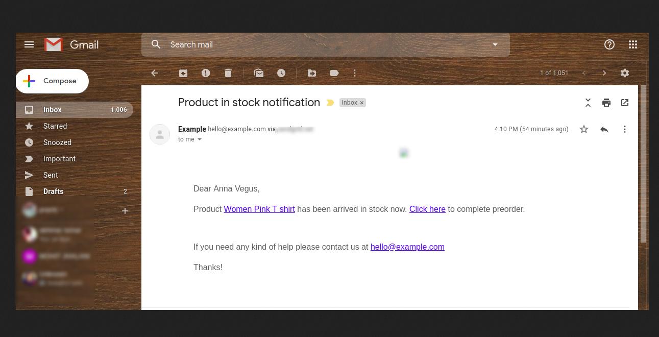 Laravel eCommerce Pre Order Slider Image 6