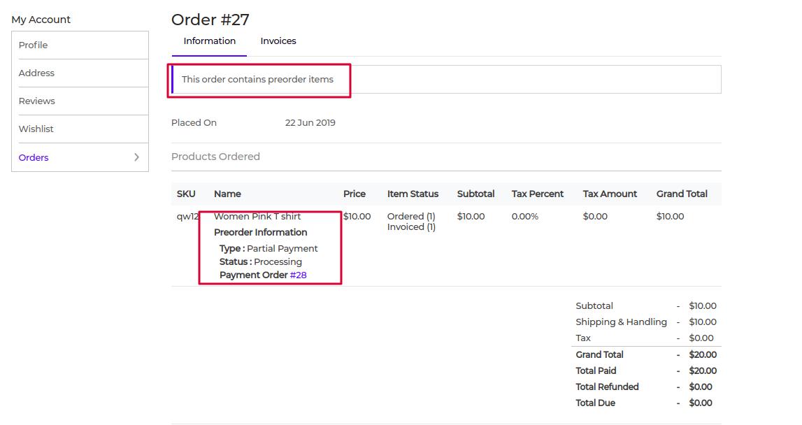 Laravel eCommerce Pre Order Slider Image 7