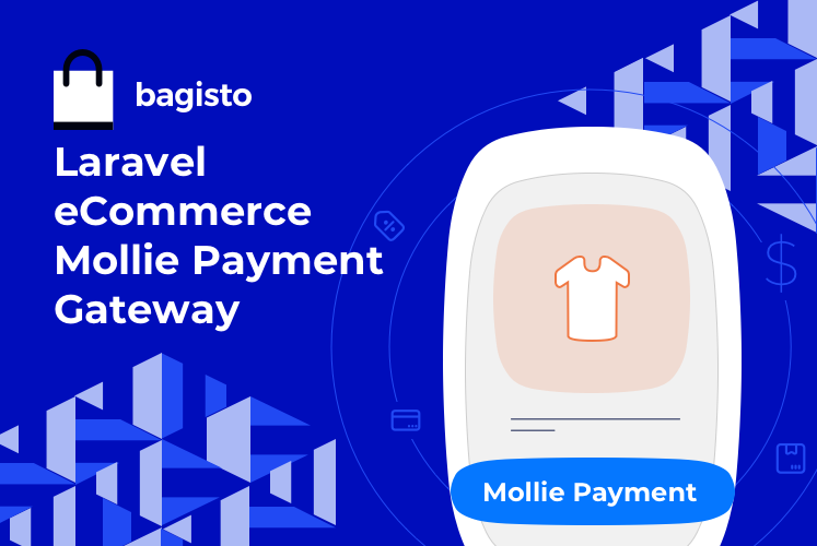 Laravel eCommerce Mollie Payment Gateway Slider Image 0