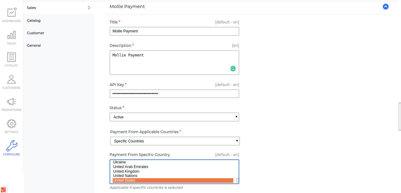 Laravel eCommerce Mollie Payment Gateway Slider Image 1