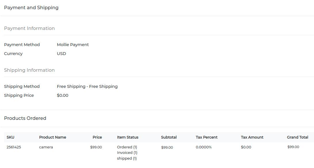 Laravel eCommerce Mollie Payment Gateway Slider Image 4