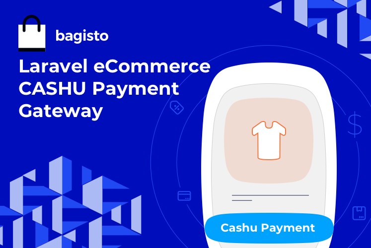 Laravel eCommerce CashU Payment Gateway Slider Image 0