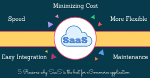 5 reasons why should merchant moves to SaaS eCommerce Platforms