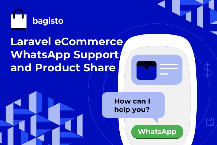 Laravel eCommerce WhatsApp Support and Product Share Slider Image 0