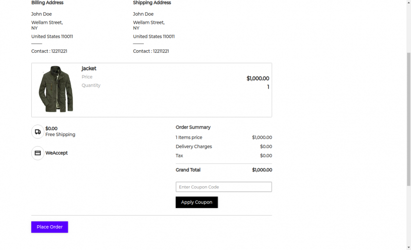 Laravel eCommerce Accept Payment Gateway Slider Image 2