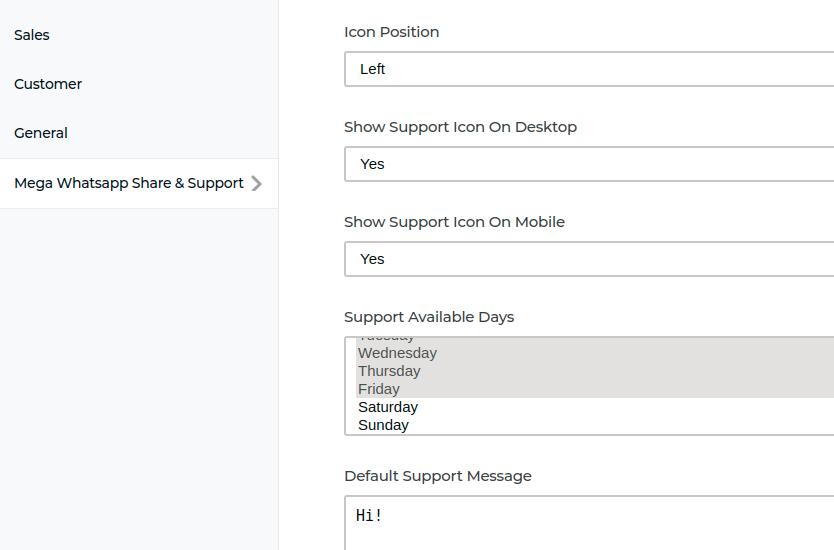 Laravel eCommerce WhatsApp Support and Product Share Slider Image 3