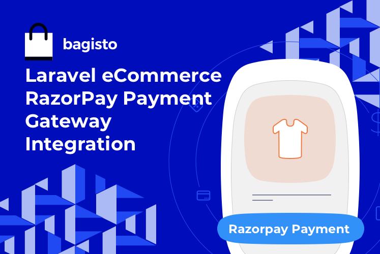 Laravel eCommerce RazorPay Payment Gateway Integration Slider Image 0