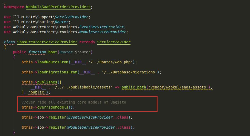 override_models-1 SaaS Module
