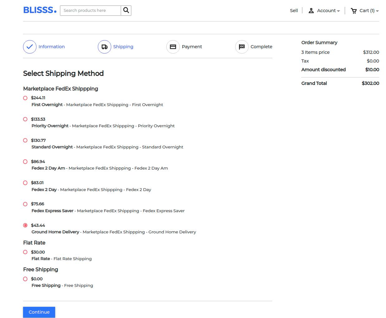 Laravel Marketplace FedEx Shipping Slider Image 5