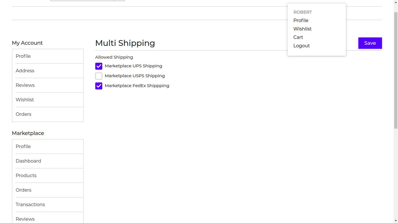 Laravel Marketplace Multi shipping Slider Image 8