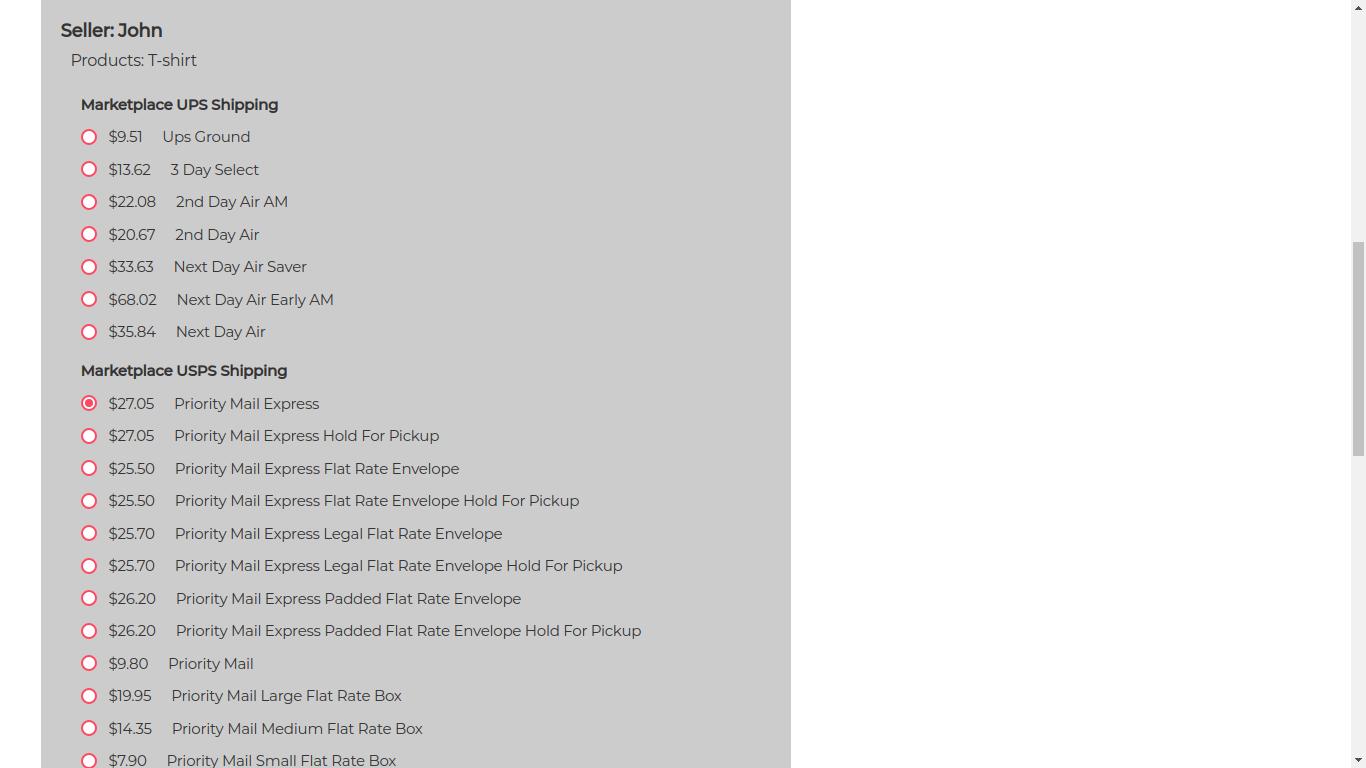 Laravel Marketplace Multi shipping Slider Image 3