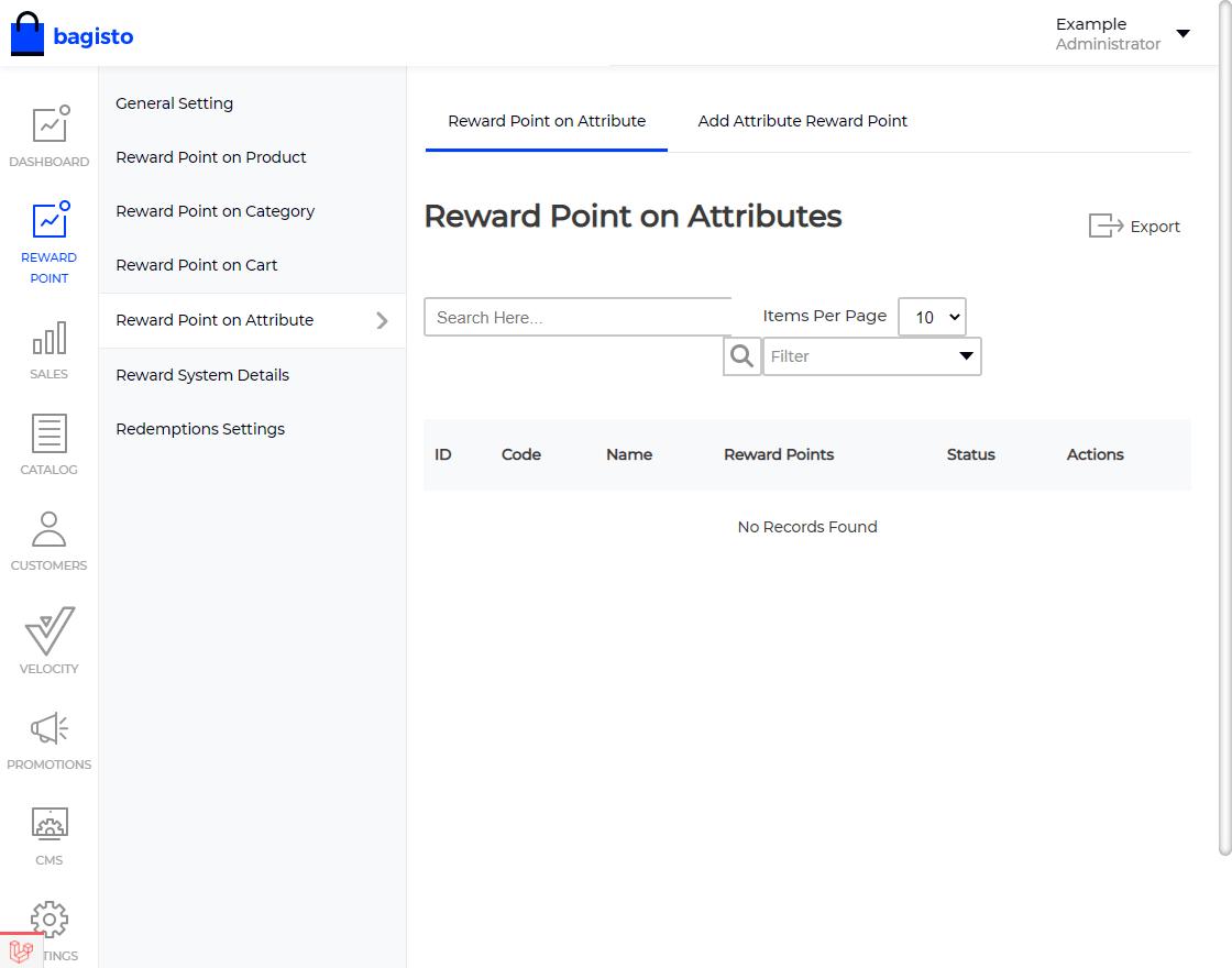 Laravel eCommerce Reward Points Slider Image 9