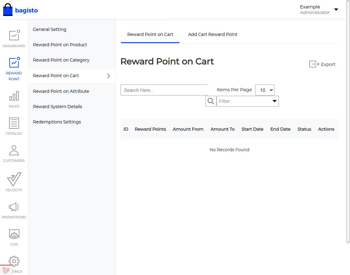 Laravel eCommerce Reward Points Slider Image 8