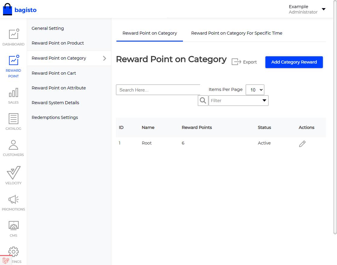 Laravel eCommerce Reward Points Slider Image 7