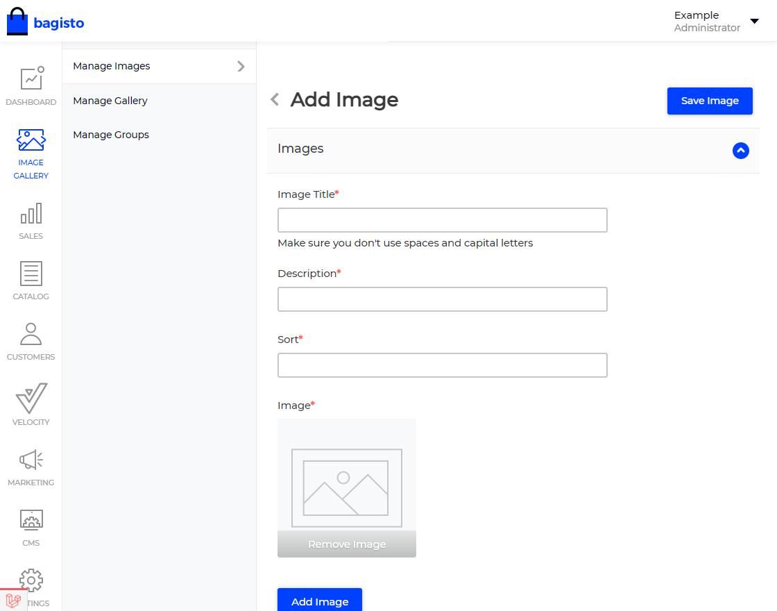 Laravel eCommerce Image Gallery Slider Image 7